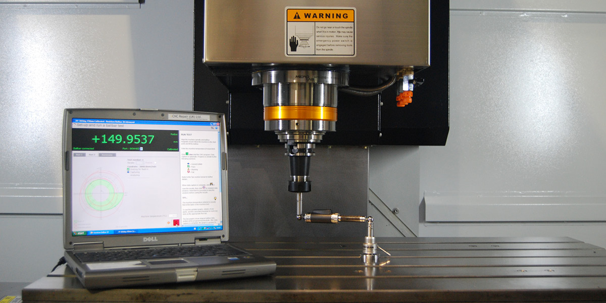 CNC In House Maintenance