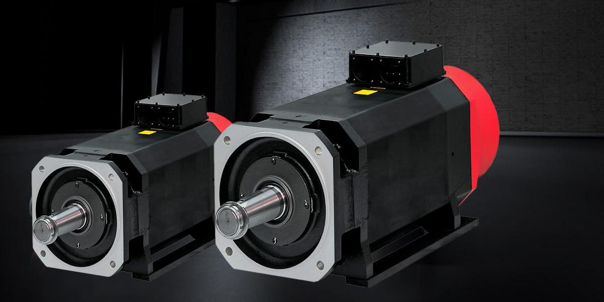 CNC Repair Fanuc Servo Motor